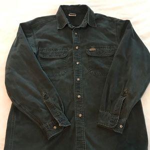 Carhartt Long Sleeve Button-Up